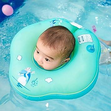 FOONEE Anillo De Baño para Bebés Piscina Flotador, Bebé Inflable ...