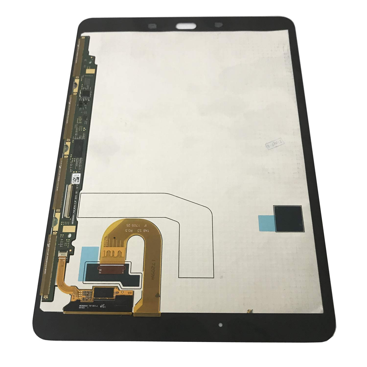 LCD Screen Touch Digitizer Panel for Samsung Galaxy Tab S3 SM-T820,SM-T825 SM-T827 by Ycheda (Image #2)