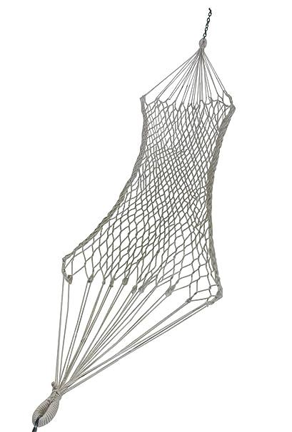 Hangit Cotton Hammock (Natural, 330 Centimeters)