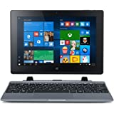 "Acer One 10 Convertibile 2 in 1, Display da 10.1"" IPS, RAM 2 GB, HDD da 32 GB eMMC, Intel HD Graphics, Argento"