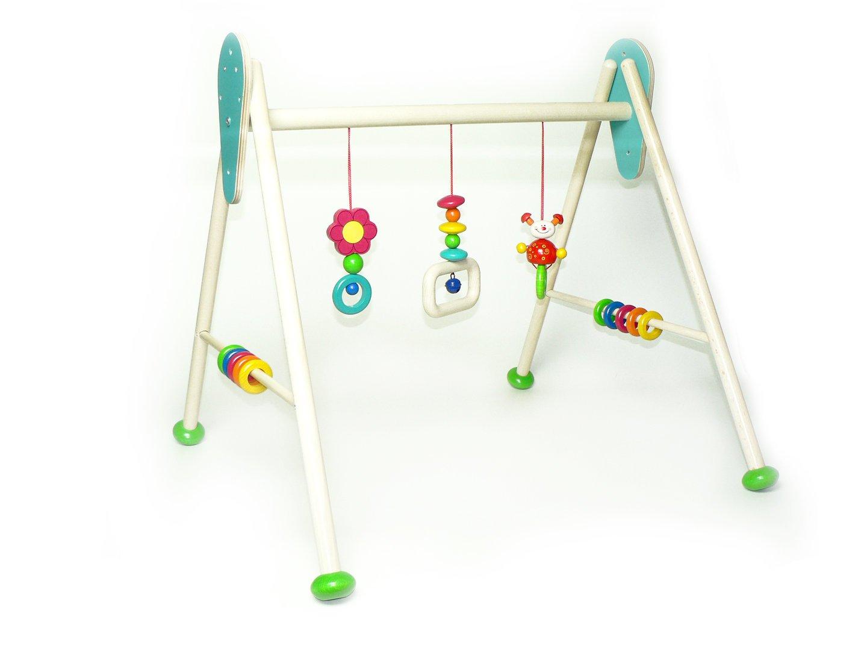Babyspielgerät Käfer Tom 650 x 550 x 550 NEU Spieltrapez Spielcenter Spielbogen