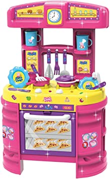 Bildo 8101 Peppa Pig Big Kitchen Multi Colour Amazon Co Uk Toys Games