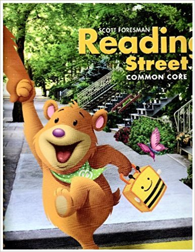 Scott Foresman Reading Street Common Core, Vol. K.4, Teacher Edition