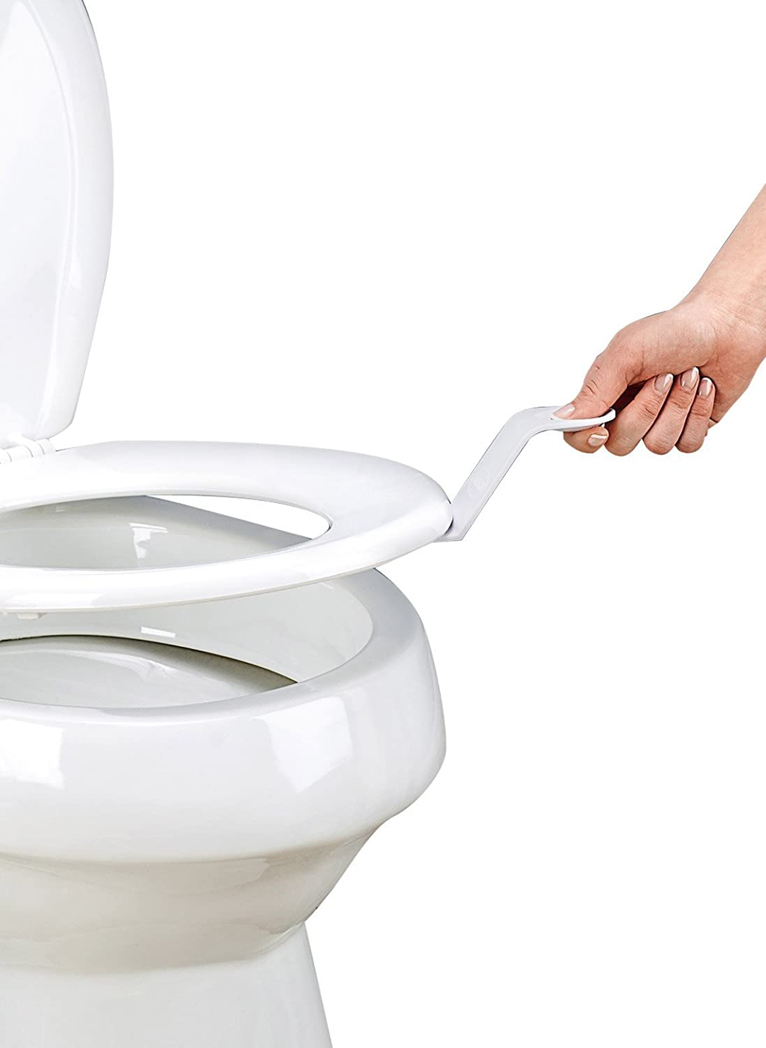 durable service Carol Wright Gifts OL886 Toilet Seat Lifters