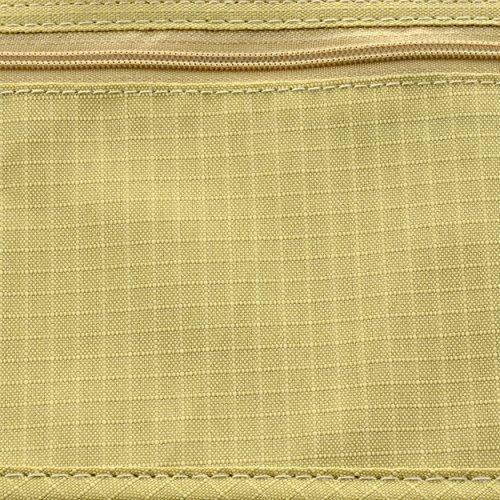 Outdoor Army pancia cintura da borsa/borsa/borsa/portafoglio/Portafoglio/denaro per anca per cintura per uomo e donna con 2ultraflschen pratiche tasche per esempio cellulare, carte e soldi