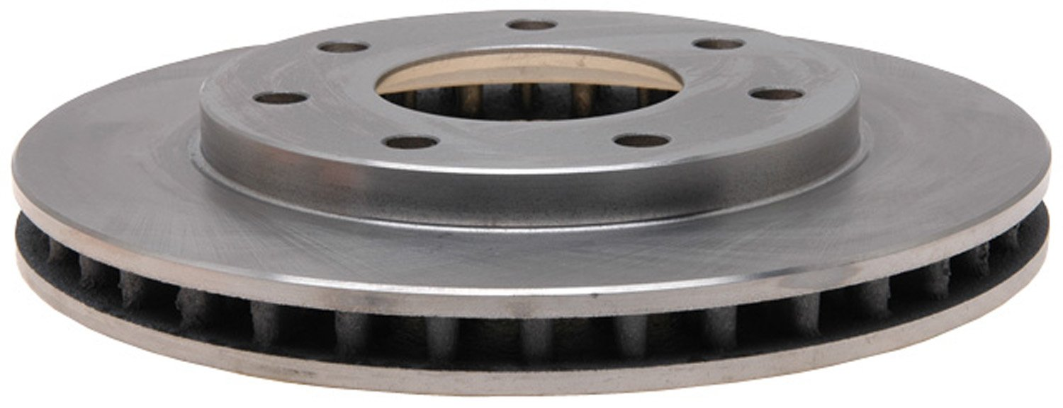 ACDelco 18A818A Advantage Non-Coated Front Disc Brake Rotor