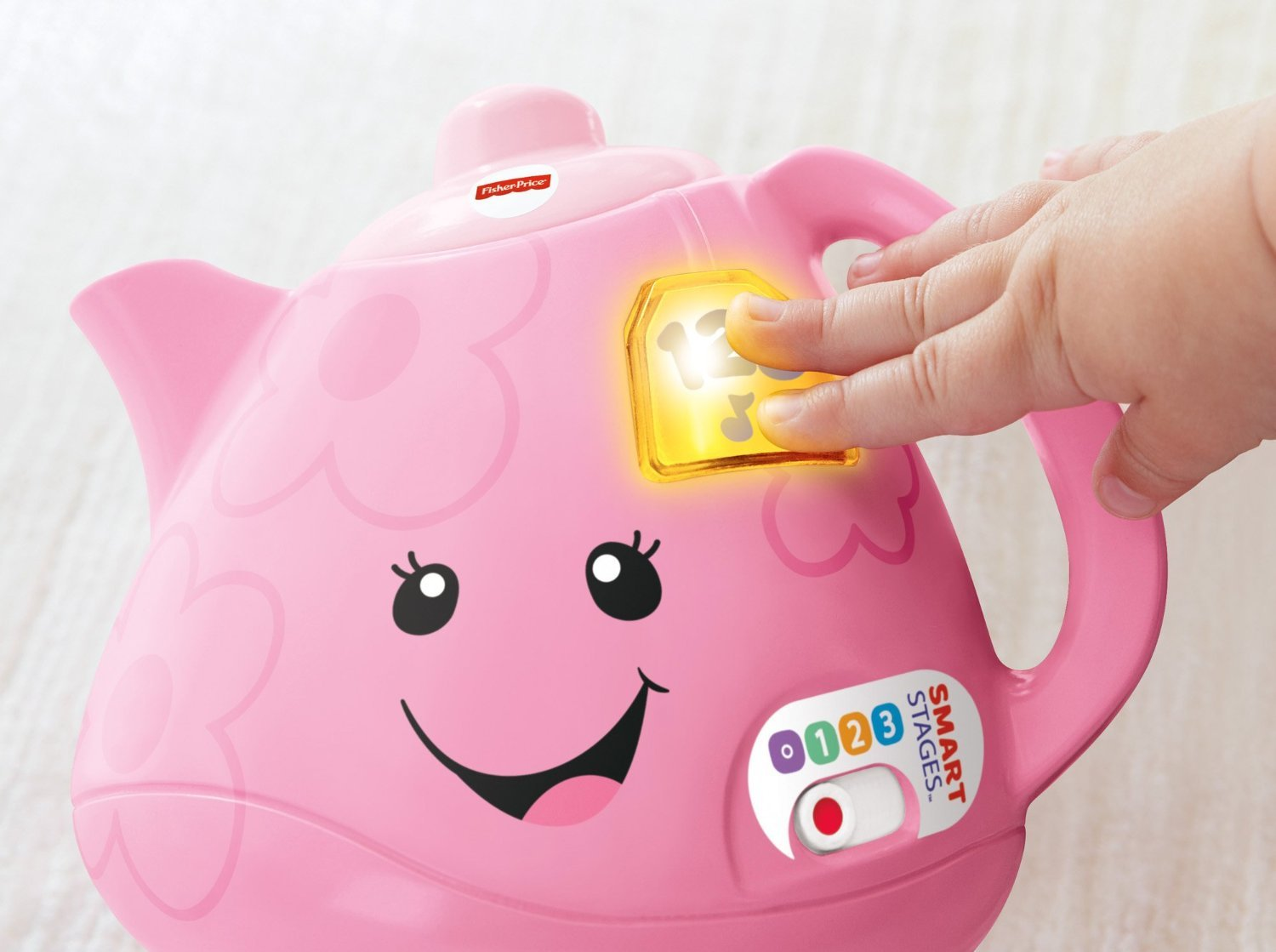 Fisher-Price cdg08 Laugh and Learn Smart etapas Juego de té ...