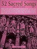52 Sacred Songs You Like to Sing, , 0793526000