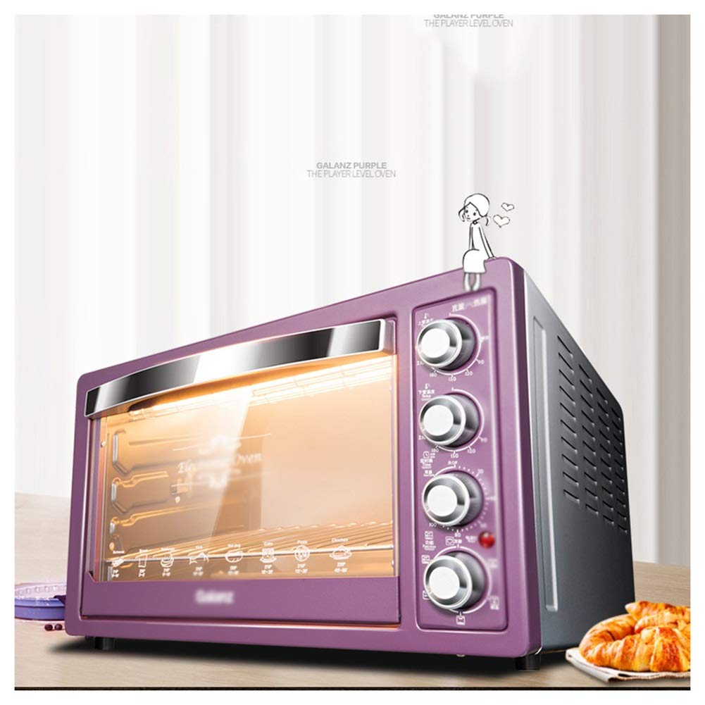 【訳あり】 SGKJJ オーブン-18 L電気ミニオーブンとグリル、複数の調理機能付き1500W、調節可能な温度制御とタイマー - オーブントースター   B07PM6THH9, ビジネス バグズ fe67e0b3