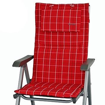 4 Kettler Dessin 760 cojines para muebles de jardín - Silla plegable ...