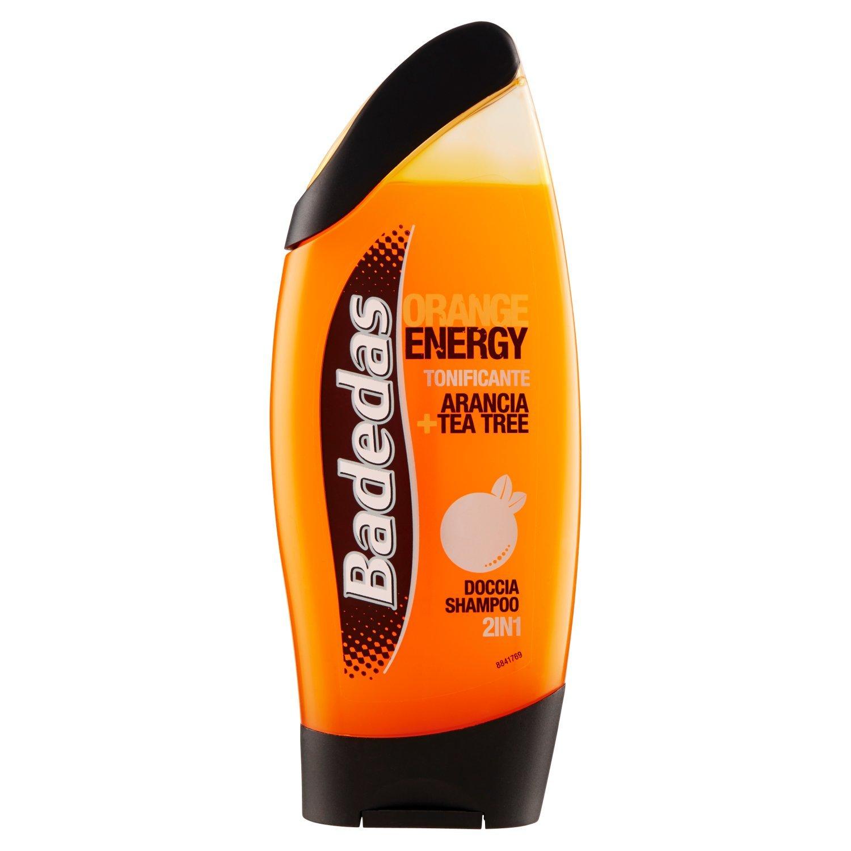 Badedas–Orange Energy ducha champú 2en 1, Tonificante–250ml Tonificante-250ml Unilever