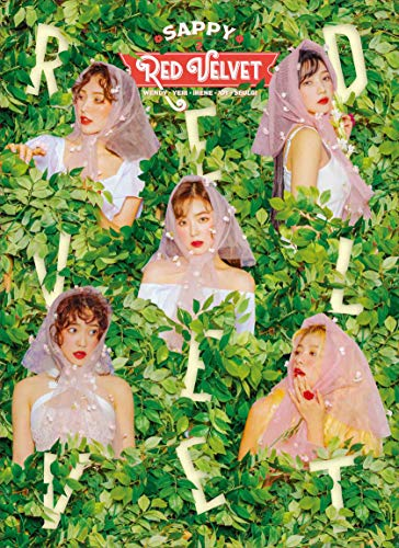 Sappy Limited CD RED VELVET