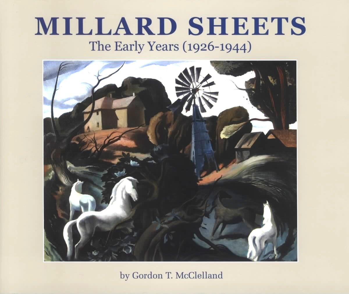 Millard Sheets: The Early Years (1926-1944) pdf epub