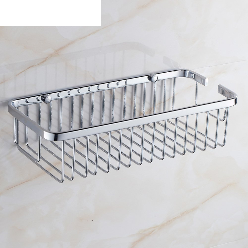 Free Shipping Bathroom Racks Stainless Steel Basket Bathroom Racks Bathroom Hanging Bathroom