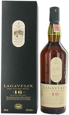 Whisky Lagavulin 16 años viejo 43 ° 70 cl - 70 cl