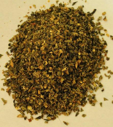 Dried Jalapeno's - 3 Ounce Bag