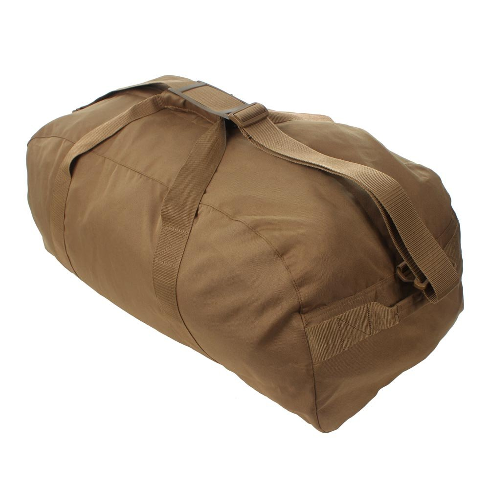 Sandpiper of California Troop Duffle Bag, Coyote Brown by Sandpiper of California (Image #2)