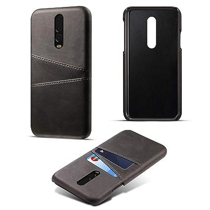 check out 5657b e83c5 Amazon.com: zukabmwus OnePlus 6T Case, OnePlus 6T Wallet Case ...