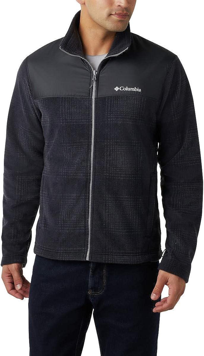 Columbia Mens Extended Bugaboo II Fleece Interchange Jacket