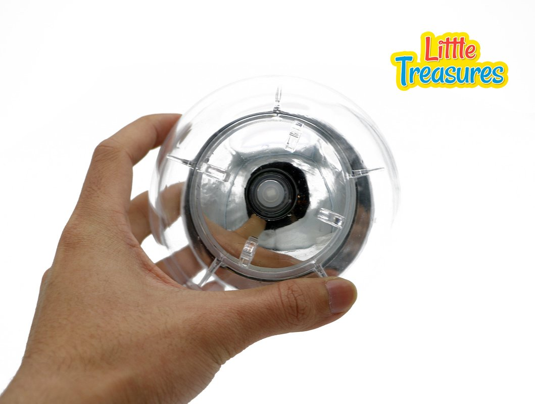 Little Treasures Supernatural Pellet Solar Night Lamp is A Shining Beacon of Educational Toy Excellence!