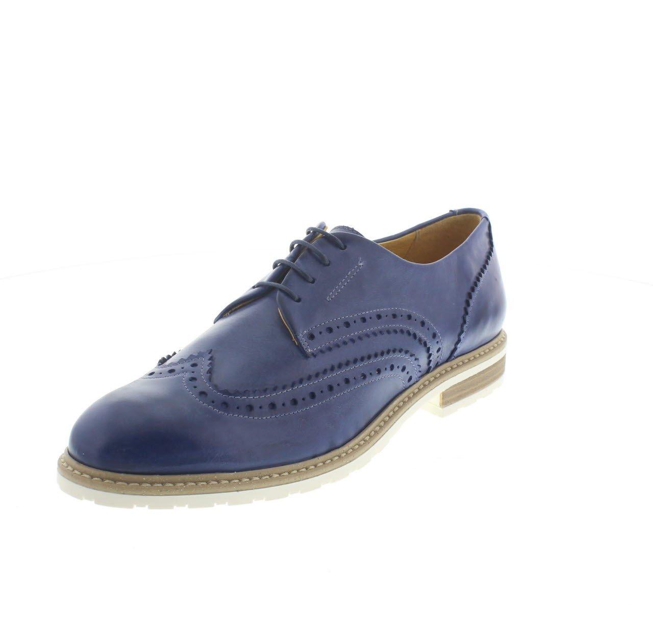 Keys - Zapatos de cordones para mujer 37|azzurro - AVIO