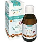 San Omega 3 Niños Pur Omega 3 Aceite de Pescado Para Niños - Purificado Por Destilación