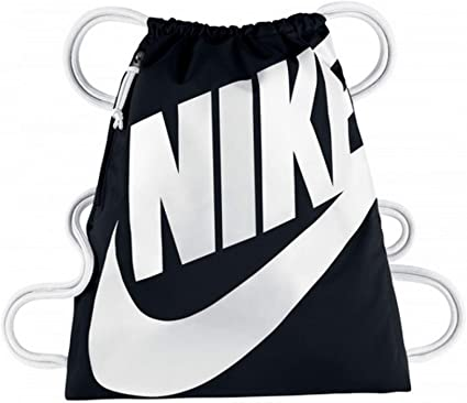 Inválido todos los días Retirado  Amazon.com: Nike Heritage Gym Sack Bag: Clothing