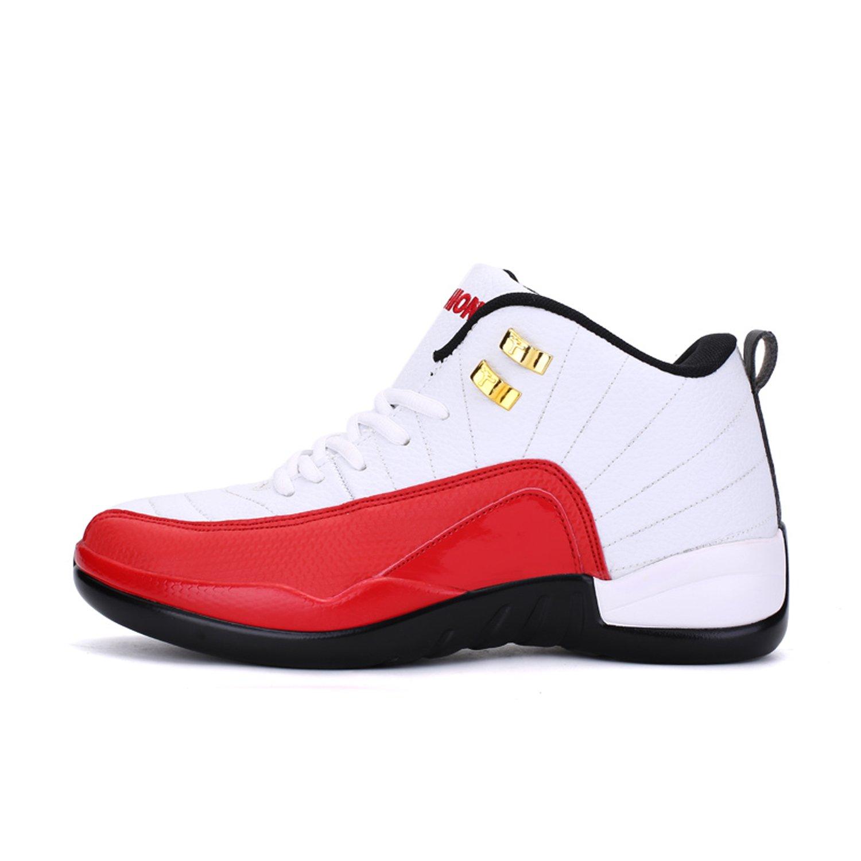 WAWEN - Zapatillas de Baloncesto de Poliuretano para Hombre, Color ...