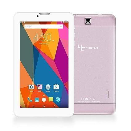 YUNTAB New E706-3G Tablet de 7 Pulgadas Aleación Metal atrás (1 ...