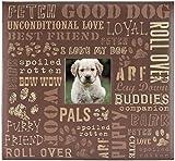 MCS MBI 13.5x12.5 Inch Good Dog Pet Theme Scrapbook
