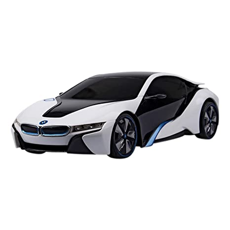 Buy Deliababy Bmw I8 White Online At Low Prices In India Amazon In