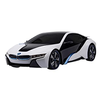 Buy Deliababy Bmw I8 With Interior Light White Online At Low Prices