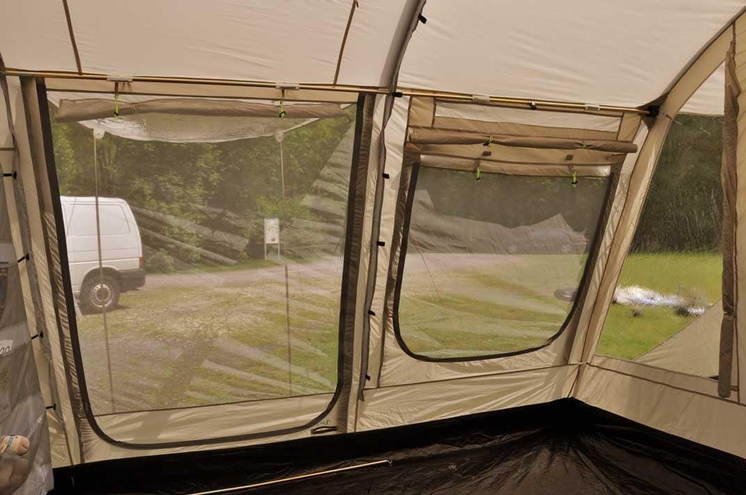 Nordikcamping Luxus Frame Zelt Familienzelt: