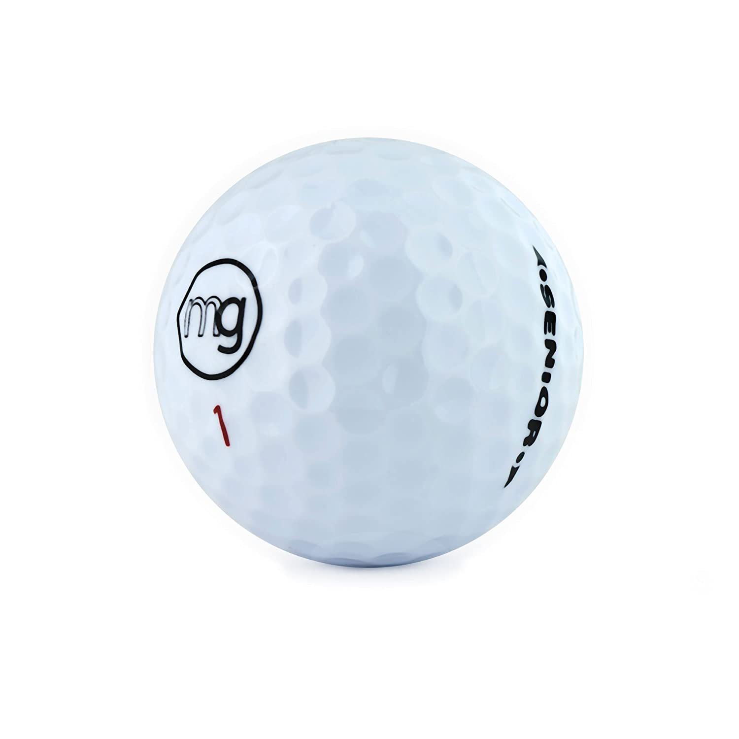 Amazon.com: MG pelotas de golf Senior, velocidad, distancia ...
