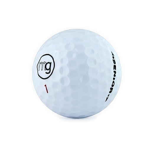 Amazon.com: MG pelotas de golf Senior, velocidad, distancia ...