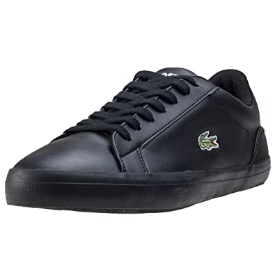 a36093cc6769b Lacoste Men s Lerond 317 1 Bass Trainers  Amazon.co.uk  Shoes   Bags