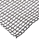 MRT SUPPLY Deluxe 20 x 20 Foot Heavy Duty Backyard Fish Pond Netting Cover, Black with Ebook