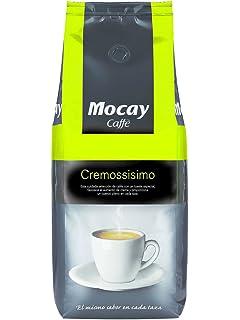 Mocay caffè Cremossisimo café en grano Natural Vending 1 kg Selección