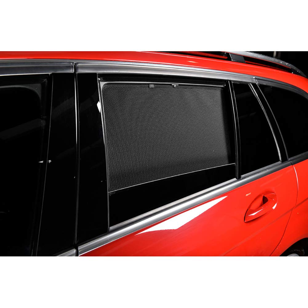Set Car Shades compatible with BMW X1 F48 5 doors 2015