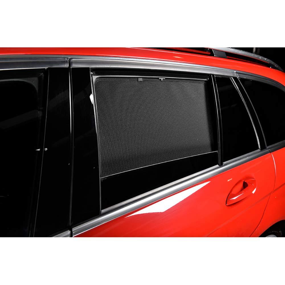 Set de Car Shades compatible avec Nissan Qashqai 5 portes 2007-2013