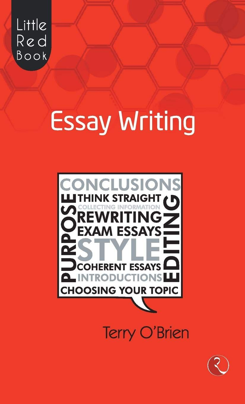 Buy Little Red Book Essay Writing Book Online At Low Prices In  Buy Little Red Book Essay Writing Book Online At Low Prices In India   Little Red Book Essay Writing Reviews  Ratings  Amazonin Apa Sample Essay Paper also Essay On Importance Of Good Health  Can School Uniform Help Self Esteem