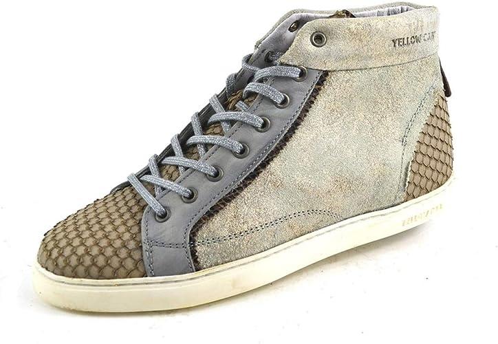 Yellow Cab Damen Sneaker Y25142 Mild W Hi Top Schuhe Off
