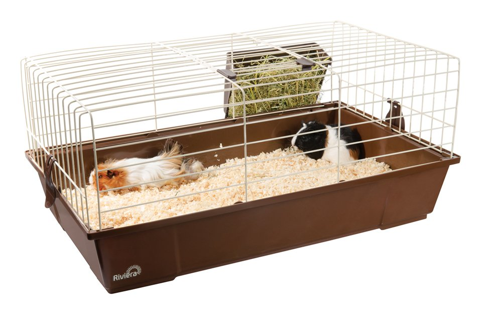 Liberta Riviera Taggia Indoor Rabbit and Guinea Pig Cage 80 x 46 x 36 cm