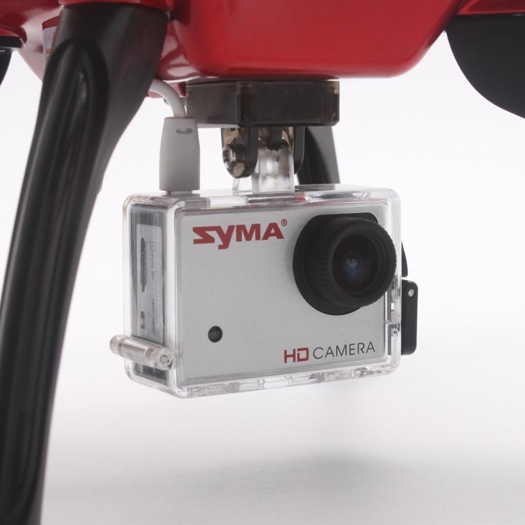 inverlee Syma x8hg 8 MP cámara 2.4 GHz 4 CH 6 Axis Gyro RC ...