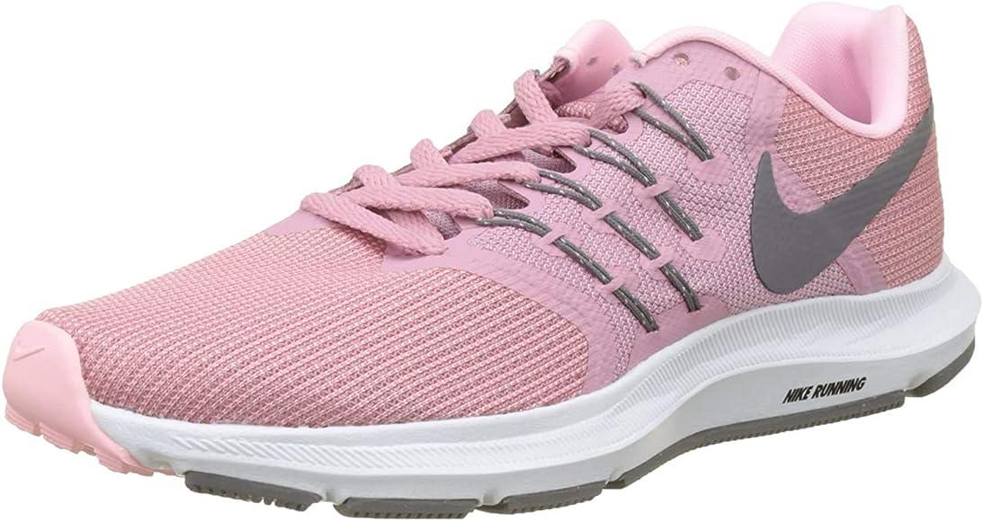 adjetivo Noticias de última hora cortar  Amazon.com: Nike Run Swift Sneaker - Zapatillas para mujer, Rosa, 6.5 M US:  Shoes