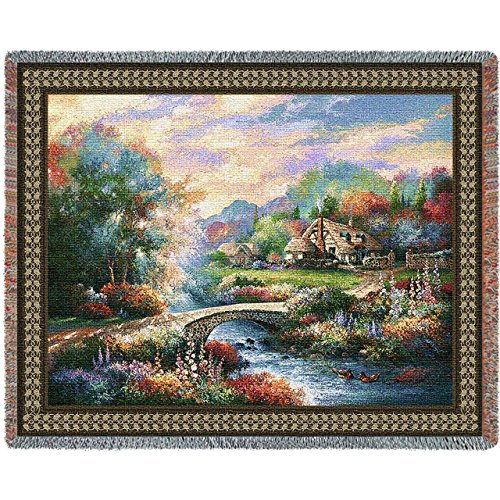 Pure Country Country Bridge Blanket Tapestry Throw