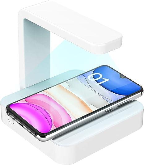 Lampada di pulizia UV portatile Lampada di pulizia ultravioletta portatile ricaricabile 5W Luce UV portatile per uso domestico