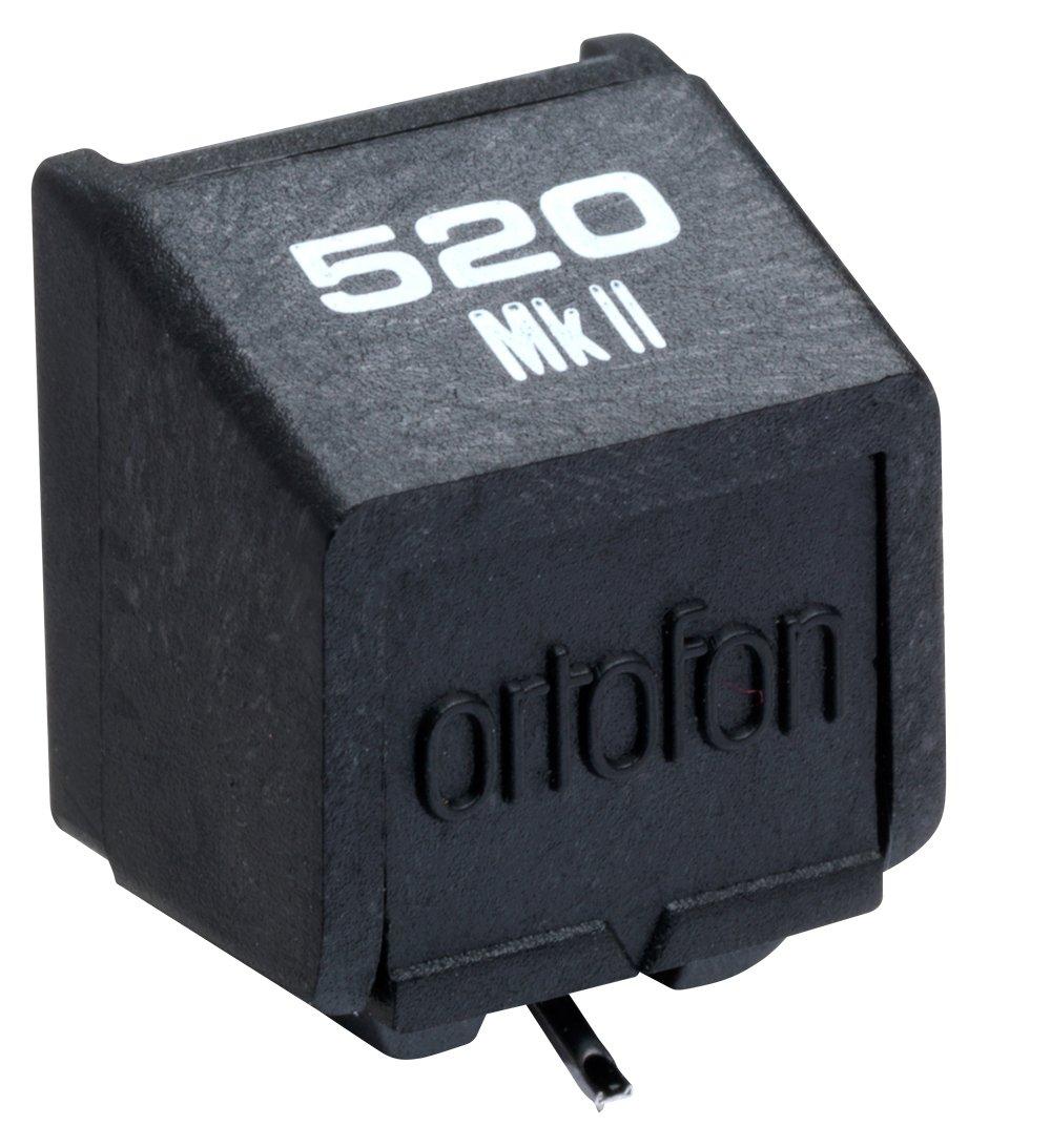 Ortofon MKII Stylus 520/Negro