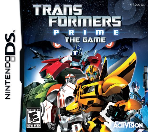 Transformers Prime: The Game - Nintendo DS