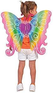 Alas de mágica Clown – Disfraz para niños con corazón